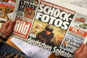 Таблоид Bild решил попасть в Книгу рекордов Гиннеса