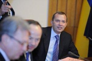 Клюев обещает журналистам комфорт в Кабмине