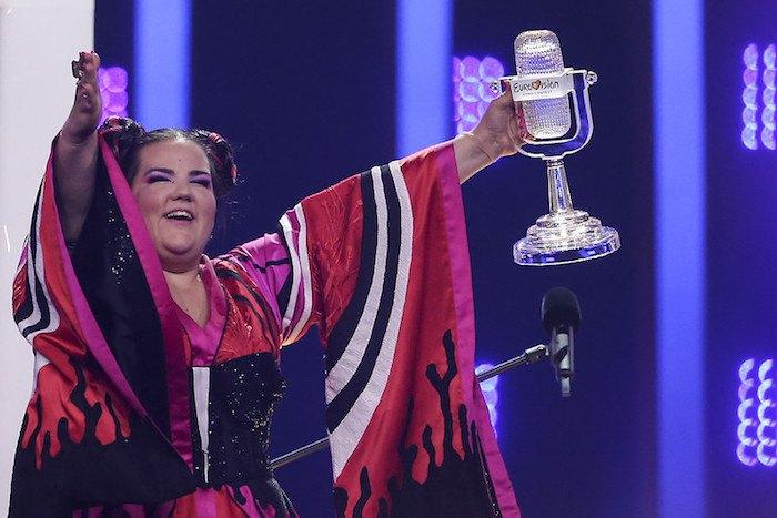 На Євробаченні-2018 перемогла Нетта Барзілай з Ізраїлю (фото)