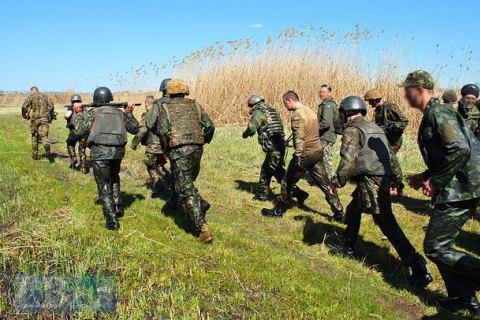 На бойове чергування в Маріуполі заступила морська піхота
