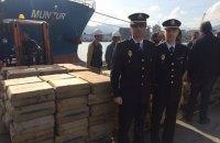 Задержанные в Италии за перевозку гашиша украинские моряки получили условные сроки