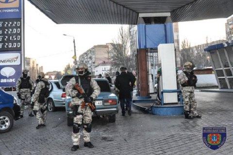 В Одесі поліцейські застосували зброю для затримання грабіжників