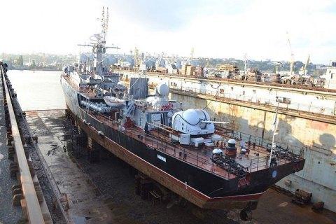 """Кабмин продлил программу строительства кораблей класса """"корвет"""" до 2028 года"""
