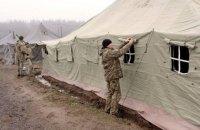 Минобороны отчиталось о готовности лагеря на Гончаровском полигоне