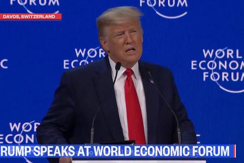 Трамп заявил о невиданном экономическом буме в США