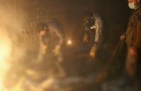 Россия применила напалмовые бомбы при авиаударах в Сирии, - правозащитники