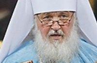Патриарх Кирилл в Лавре не сказал ни слова о политике