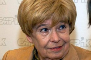 В Польше умерла писательница Иоанна Хмелевская
