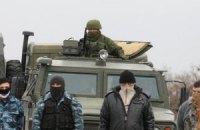 Озброєний солдат у Криму зізнався, що він із Росії