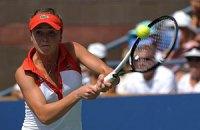 Свитолина шагнула в полуфинал в Осаке
