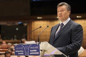 Резолюция ПАСЕ – контрольный выстрел в политический режим В. Януковича