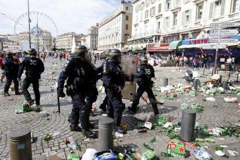 Франція визнала росіян призвідниками масової бійки в Марселі