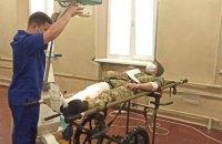 Окупанти поранили трьох військових ЗСУ на Донбасі