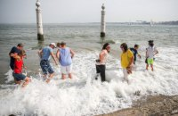 Аномальна спека в Європі наблизилася до рекордних 48 градусів