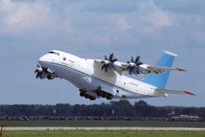 Россия намерена закупить 60 украинских самолетов Ан-70