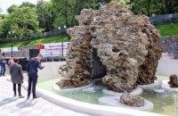 Туристы вывели из строя фонтан в Стамбульском парке Одессы, забросав его монетами