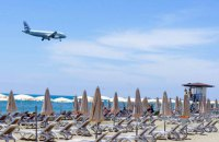 Кипр открывает границы для туристов из Украины