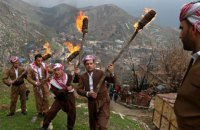 Иракские курды назначили референдум о независимости на 25 сентября