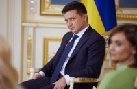 Зеленський підписав укази про продовження санкцій щодо Малі та Ємену