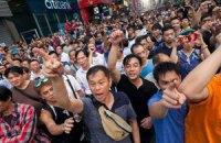Власти Гонконга отменили переговоры с лидерами студенческих протестов