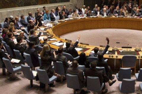 Радбез ООН закликав Азербайджан та Вірменію припинити бойові дії