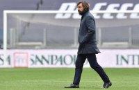 За тиждень уже третій гранд європейського футболу оголосив про звільнення головного тренера
