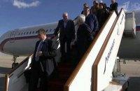 Президент ПАСЕ прилетел в Сирию вместе с депутатами Госдумы (обновлено)