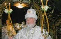 Митрополит УПЦ МП отказался комментировать свое заявление о давлении власти на церковь