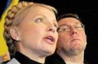 Луценко не решил, объединится ли с несамодостаточной Тимошенко