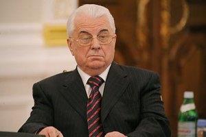 Кравчук советует власти выходить к людям