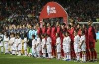 Сборная Украины выстояла в Лиссабоне в стартовом матче отбора Евро-2020 (обновлено)