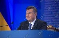"""Янукович """"тепло и искренне"""" пообщался с Кравчуком, Кучмой и Ющенко"""