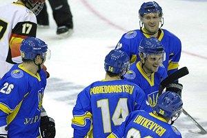 ЧМ по хоккею: Украина разгромила Румынию