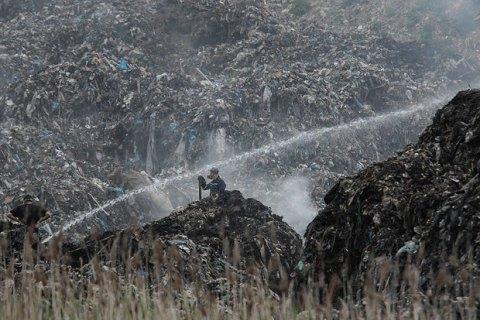 Великі Грибовичі відмовилися приймати сміття з Львова