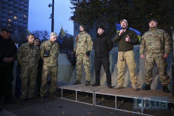 Саакашвили намитинге уРады предложил план перемен государства Украины за70 дней