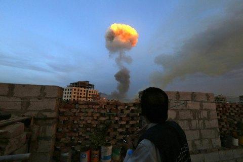 При авиаударе по свадьбе в Йемене погибли 13 человек