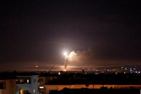 Ізраїль і Іран обмінялися авіаударами в Сирії