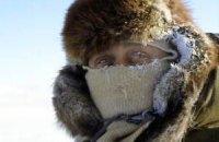 В субботу в Киеве похолодает до -14