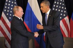 Обама пригрозил Путину дальнейшими санкциями за поддержку террористов
