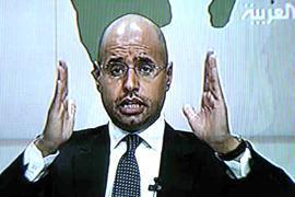 Немецкие СМИ: погиб сын Каддафи