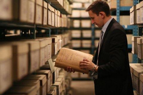 Інститут національної пам'яті просить скасувати заборону на копіювання архівних документів