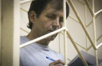 Крымчанин Балух приостановил голодовку (обновлено)