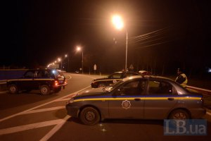 Кілька доріг на Київ залишаються вільними
