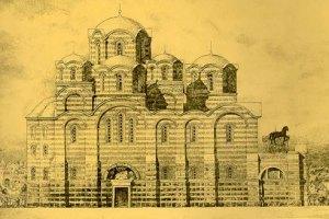 Десятинная церковь: Борьба за большевистское наследство