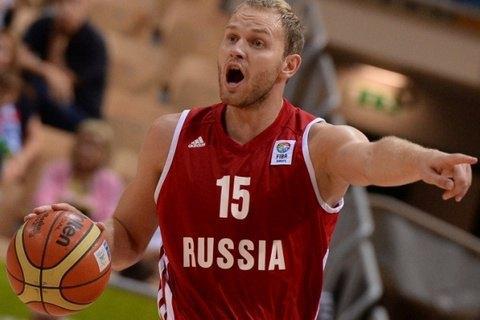 Збірні Росії з баскетболу відсторонили від міжнародних змагань