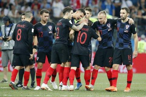 ФІФА оштрафувала Хорватію за заборонену на ЧС-2018 рекламу