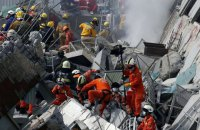 Число жертв землетрясения на Тайване возросло до 37
