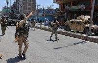 В Афганистане неизвестные атаковали здание телерадиокомпании (обновлено)