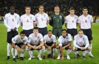 Англия назвала окончательный состав на Евро-2012