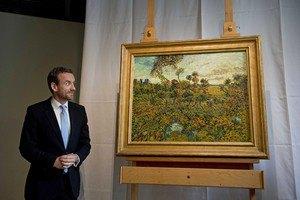 В Амстердаме обнаружили новую картину Ван Гога